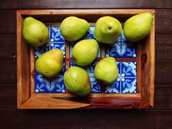 Pear Halwa